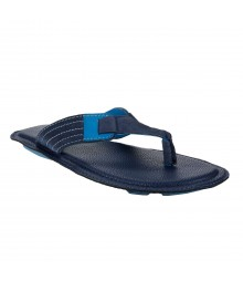 Le Costa Blue Slipper for Men - LSP0008